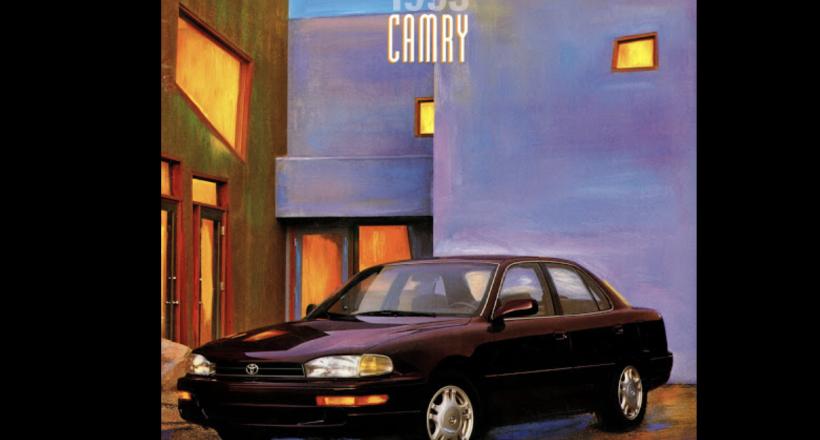 Recall of 1993 Toyota Camry